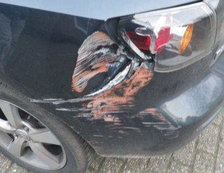 Unfallschaden – Lackschaden und Blechschaden